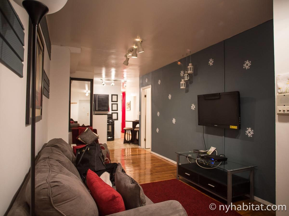 New York Apartment Bedroom Rental East