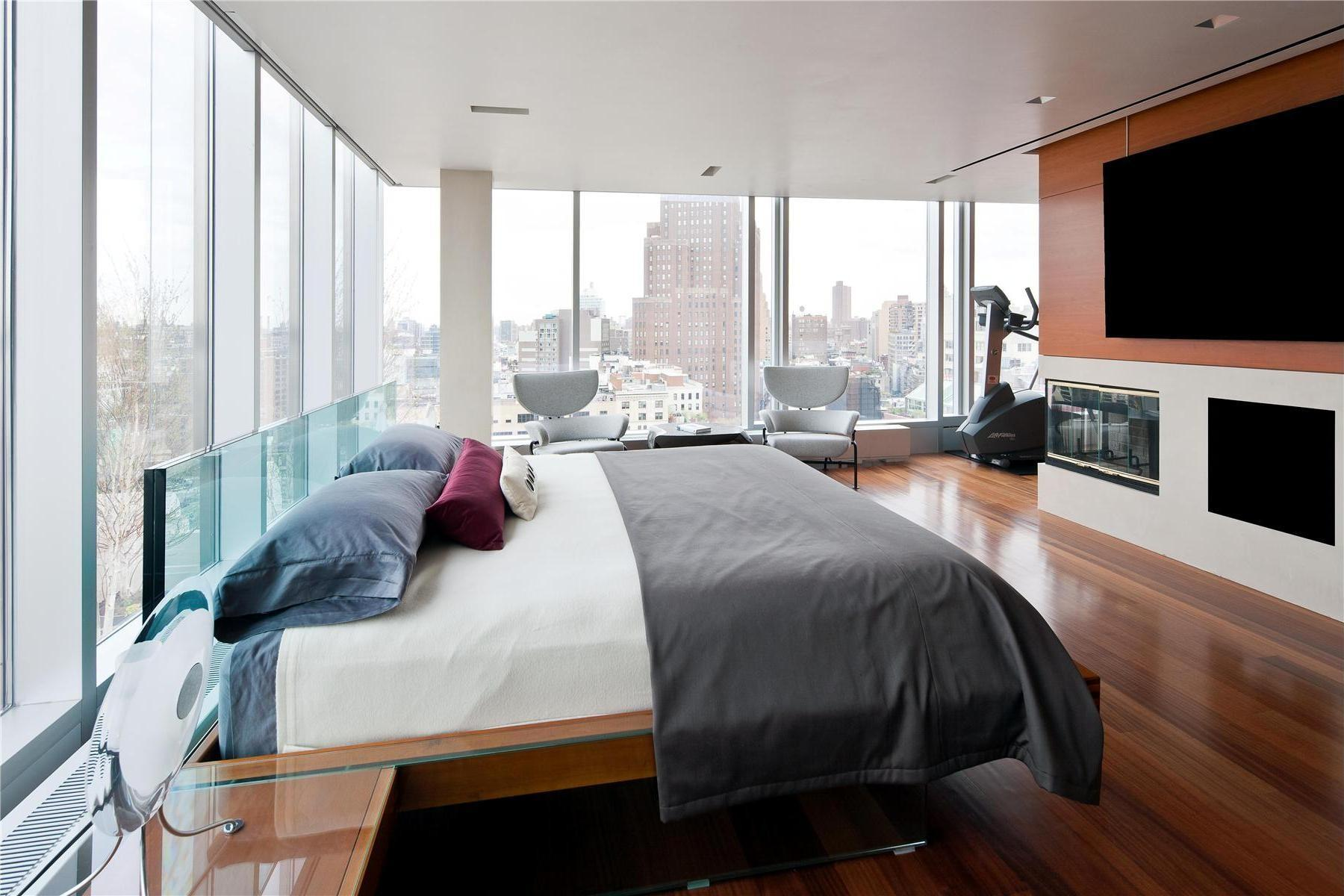 New York City Cools Modern Penthouses Ideas Inspirations