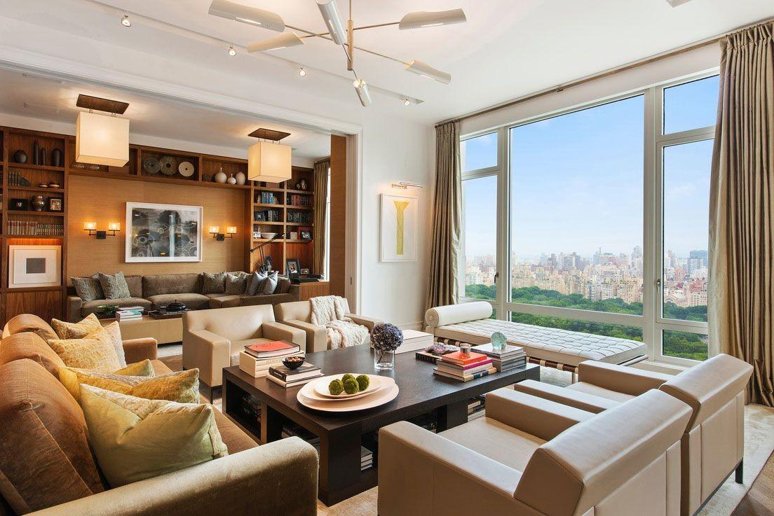 New York Luxury Elegant Apartment Near Central Park