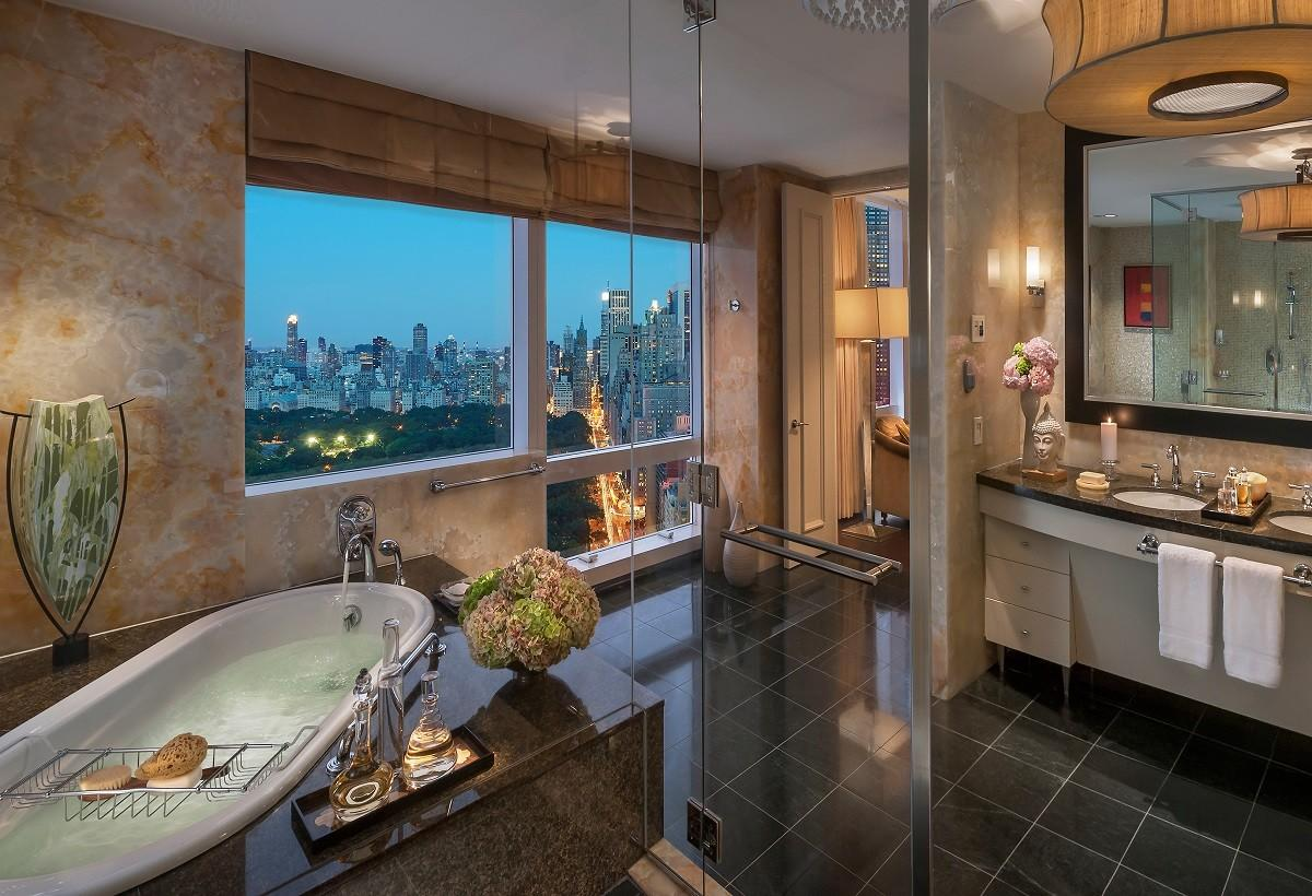 New York Most Breathtaking Hotel Views Checkin