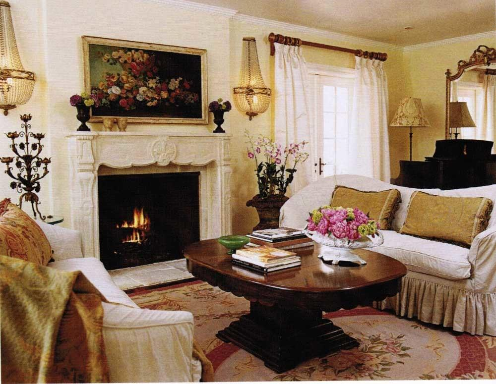 Really Beautiful French Country Living Room Decor That Strike With Warmth And Comfort Images Decoratorist