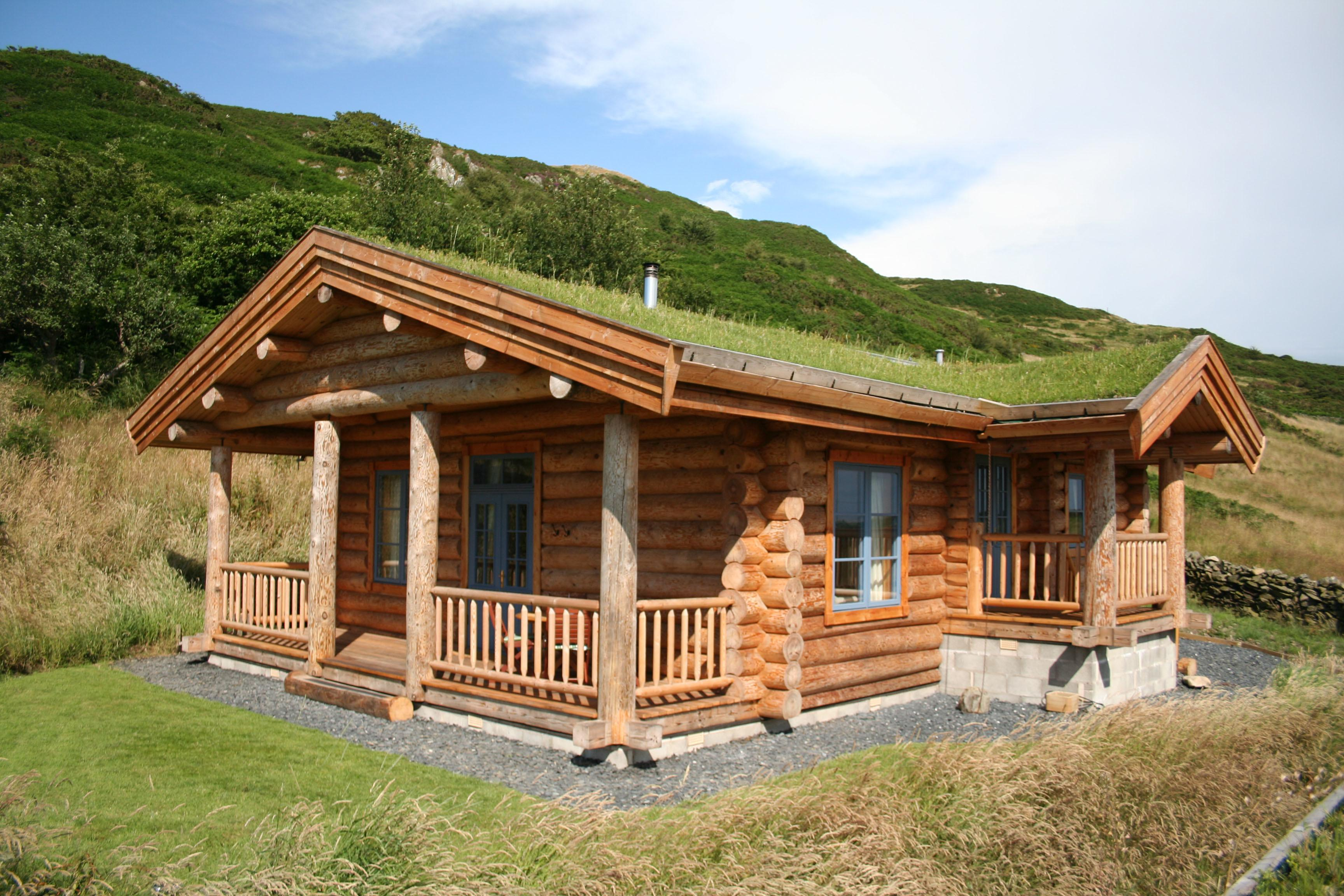 Newland Valley Log Cabins Luxury Self Catering Holiday