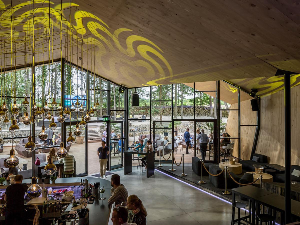 Ney Partners Projects Caf Restaurant Boos