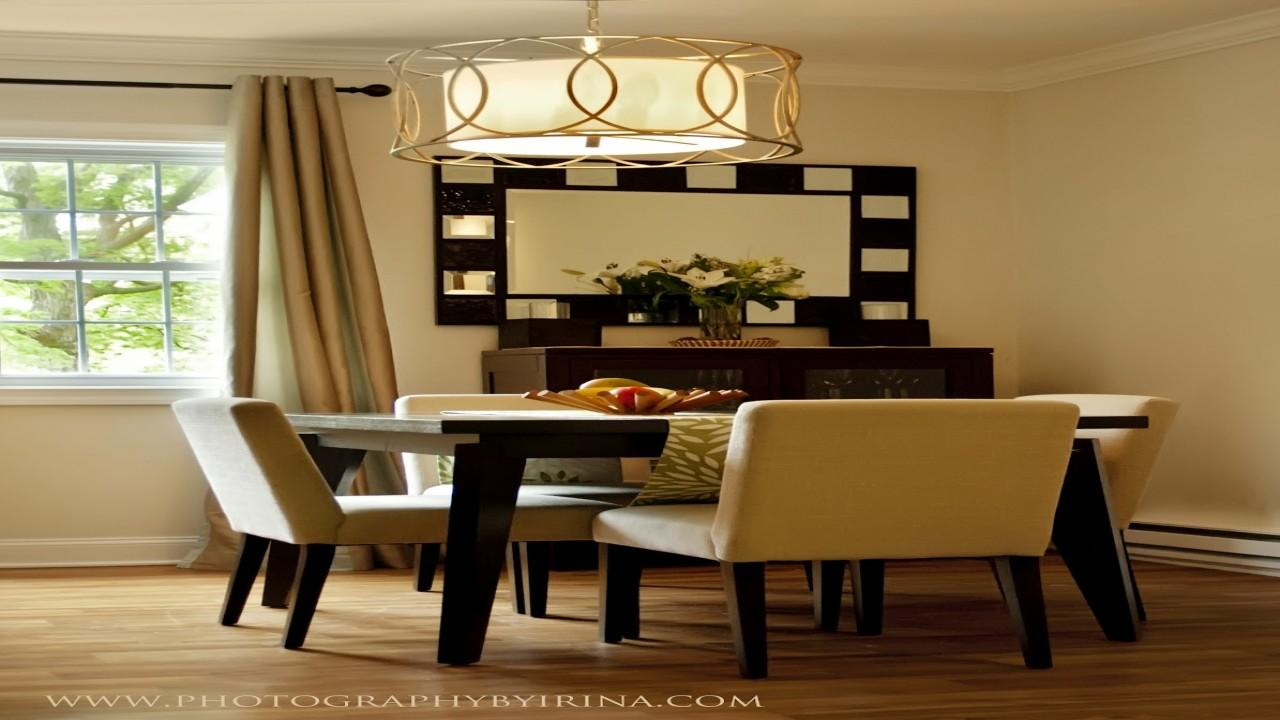 Nice Apartment Dining Room Wall Decor Ideas Family