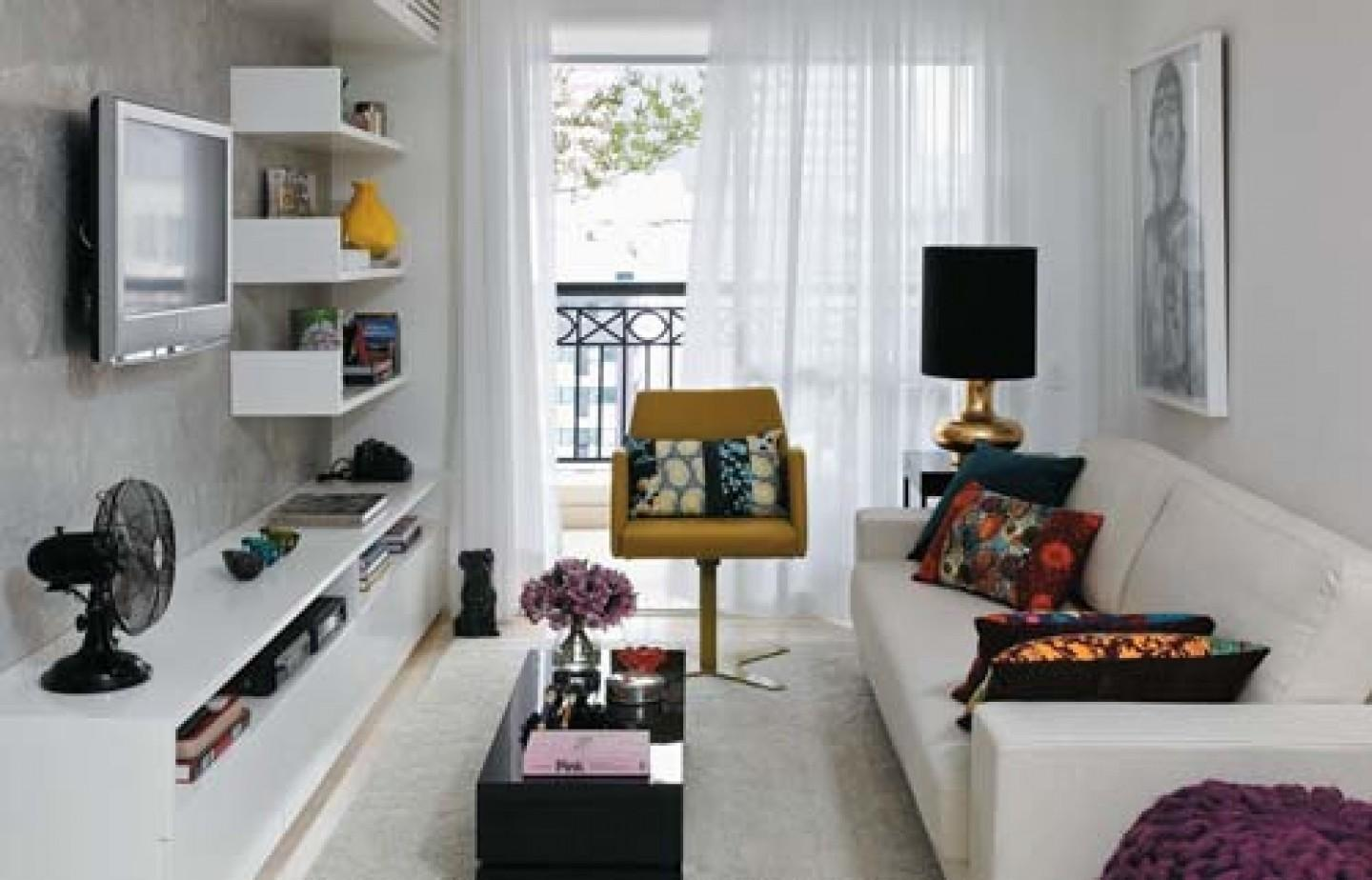 Nice Decorating Small Living Room Space Stylish