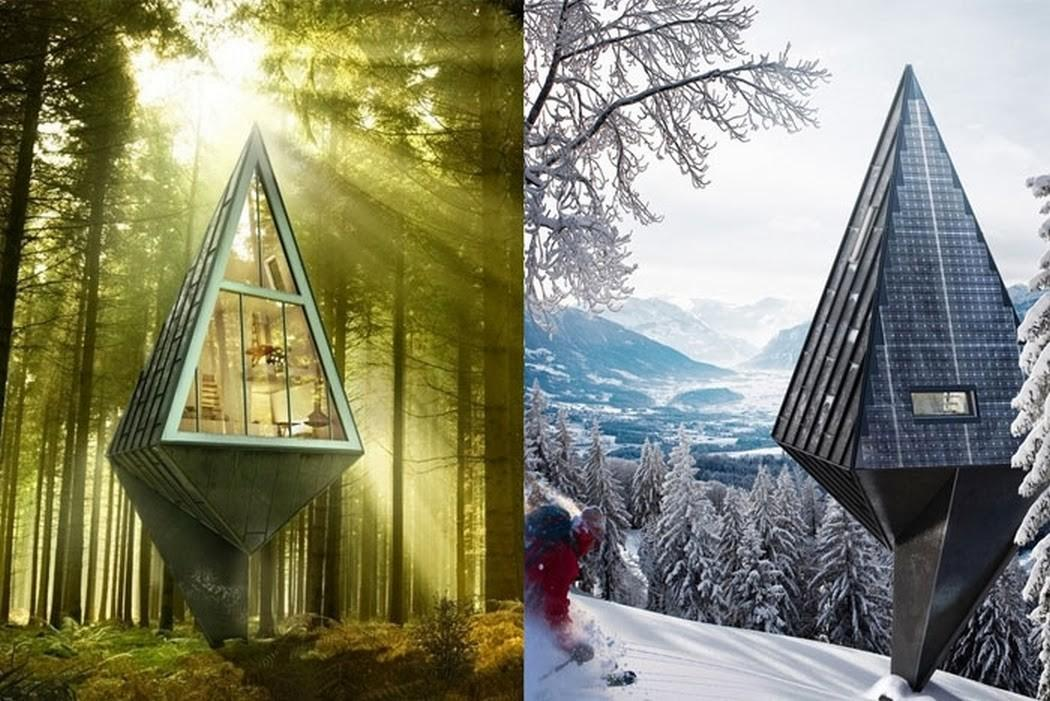 Nicest Eco Friendly Homes