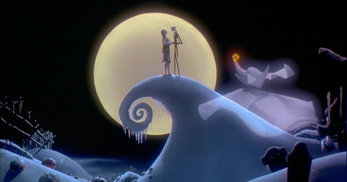 Nightmare Before Christmas Ending Decorating