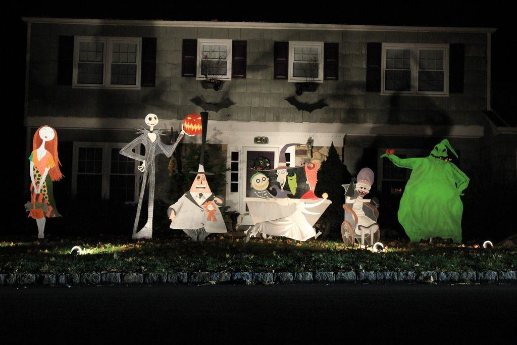 Magnificent Nightmare Before Christmas Decor That Will Fit In Any
