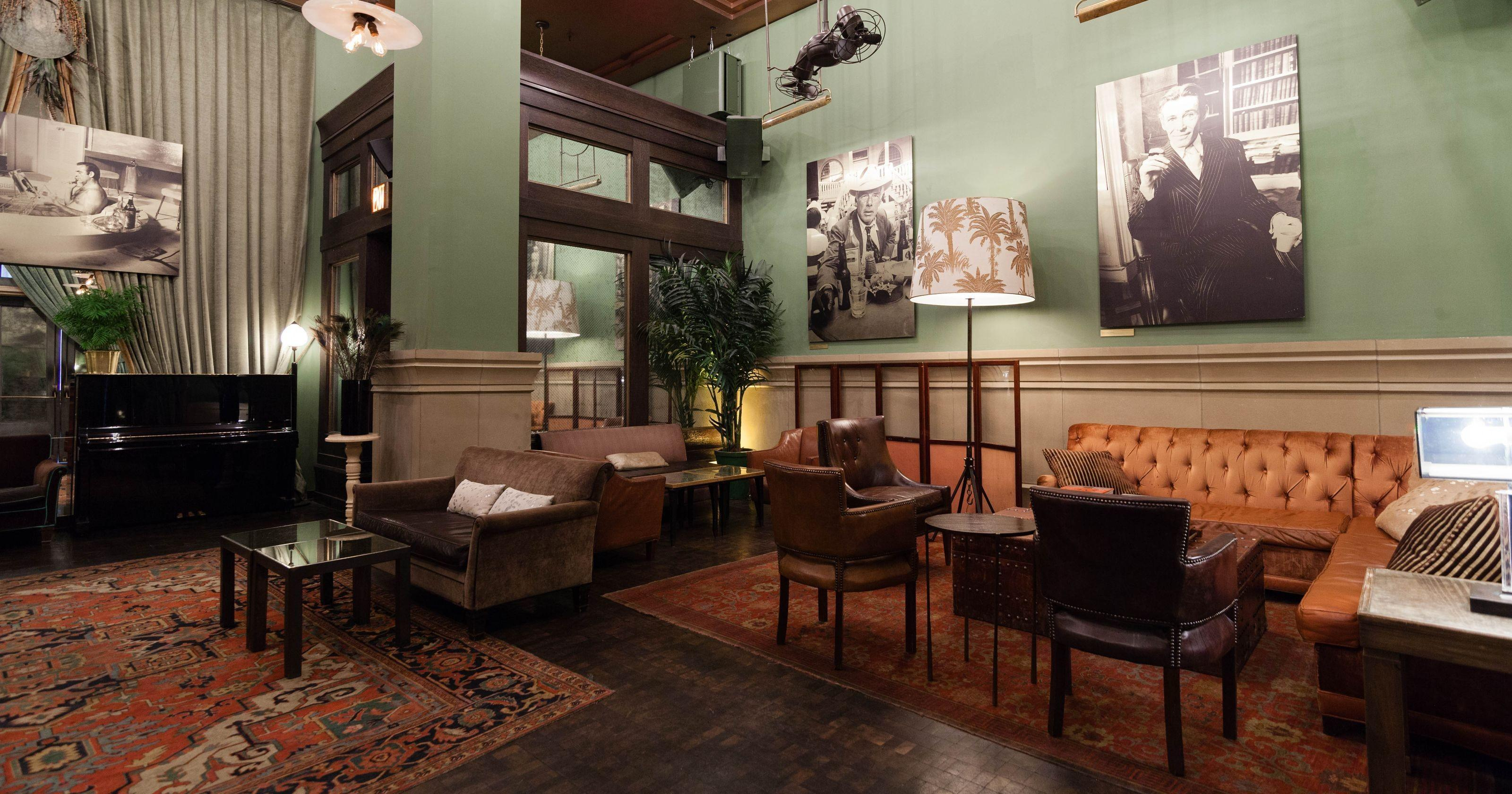 Nine Stylish Hotels New York Soho
