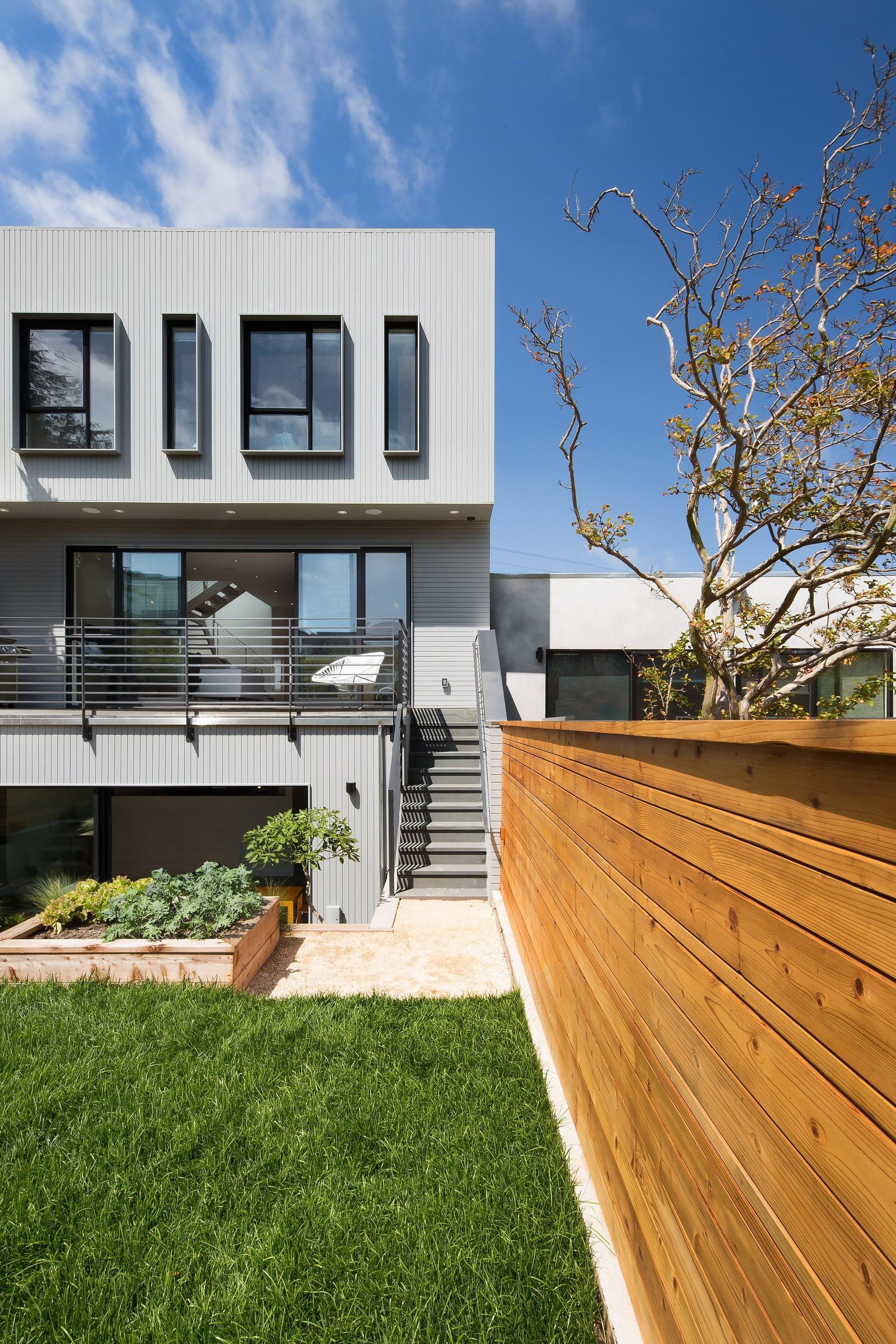 Noe Valley House Designpad Architecture Archdaily