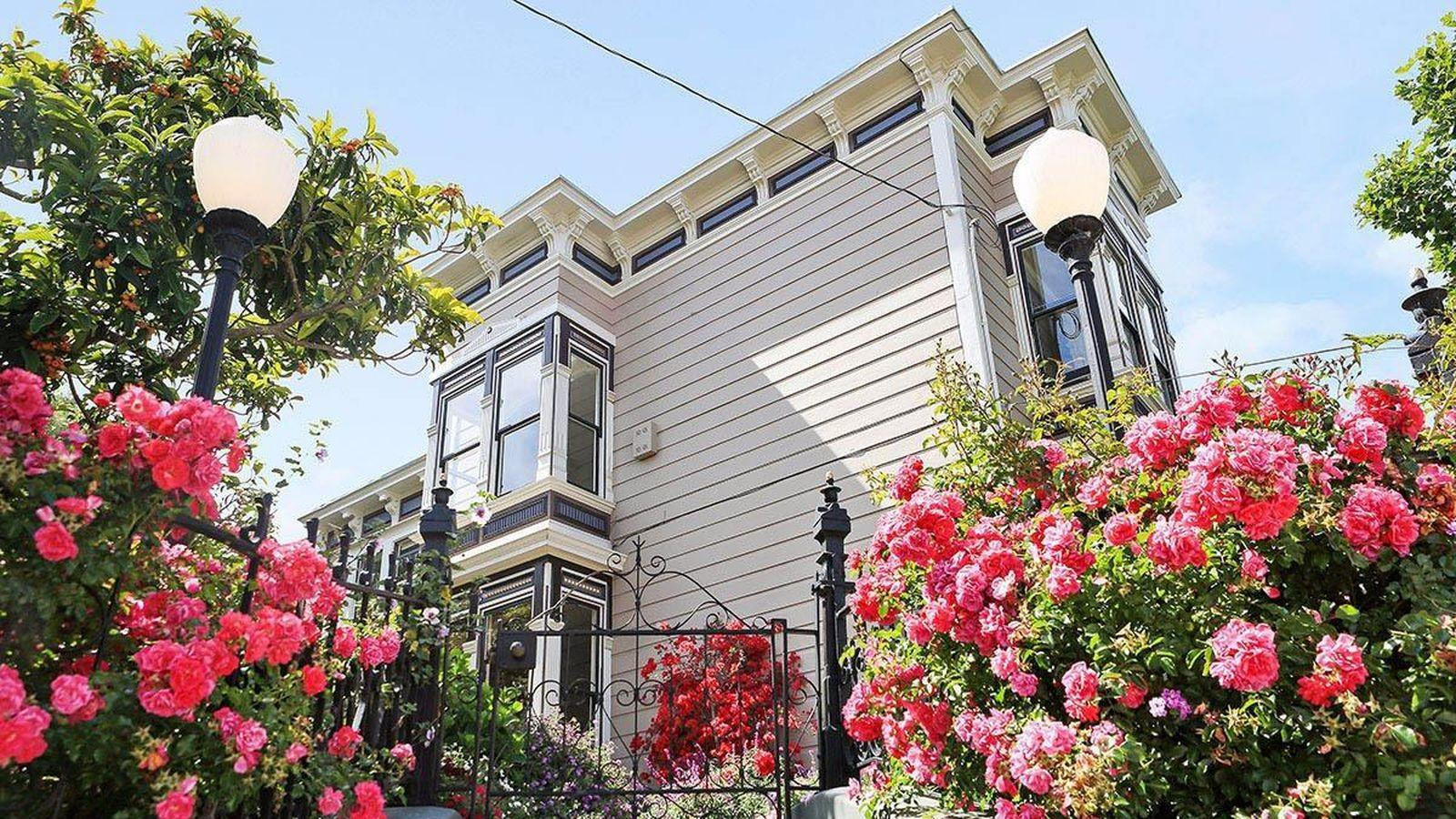 Noe Valley Victorian Asking Cure Your