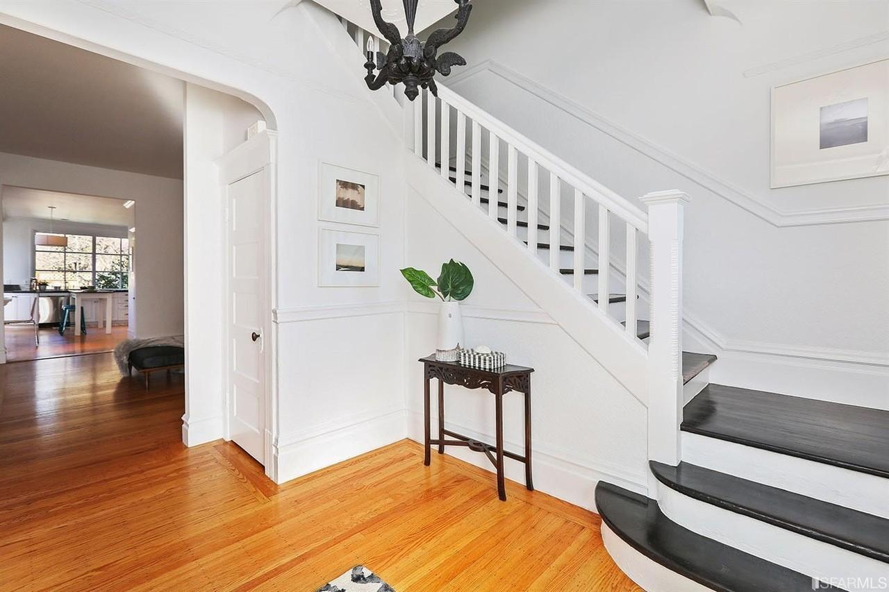 Noe Valley Victorian Home Attic Loft Space Seeks