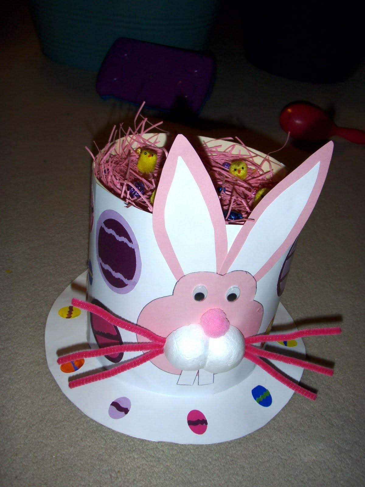Noelle Blog Easter Hat Parade Ideas