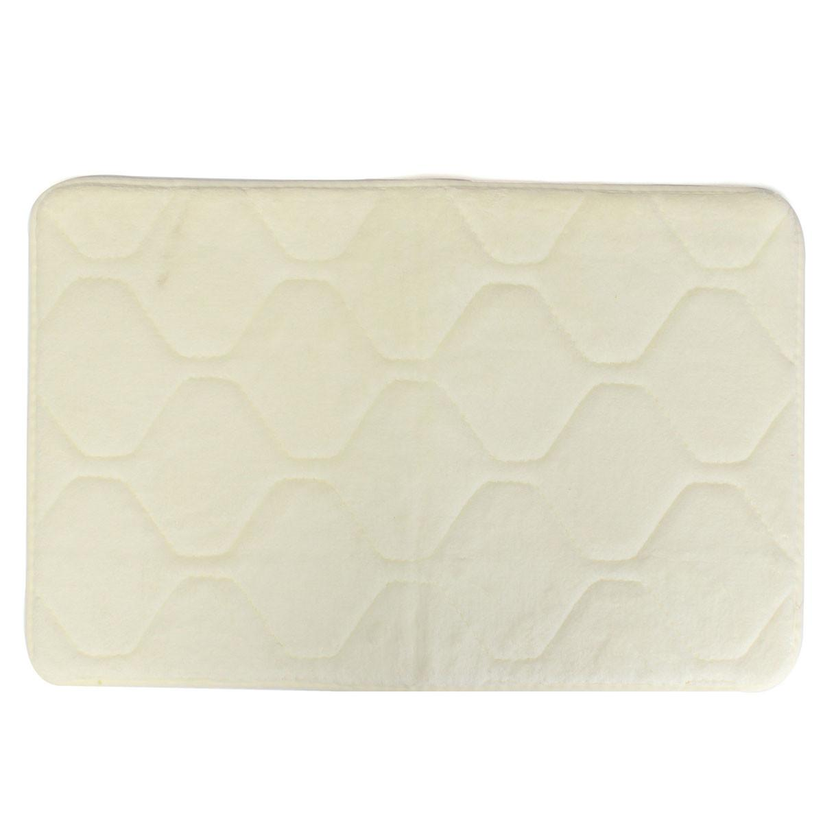 Non Slip Absorbent Easy Cleaning Soft Memory Foam Mat