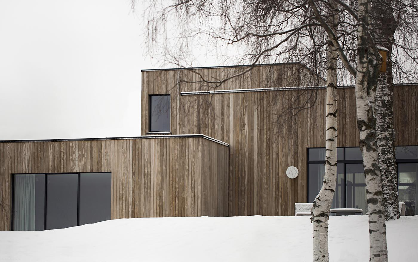 Norm Architects Design Vik House Epitome