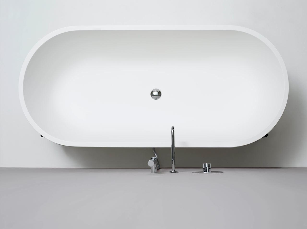 Norm Architects Make Minimal Bathroom Dreams Come True