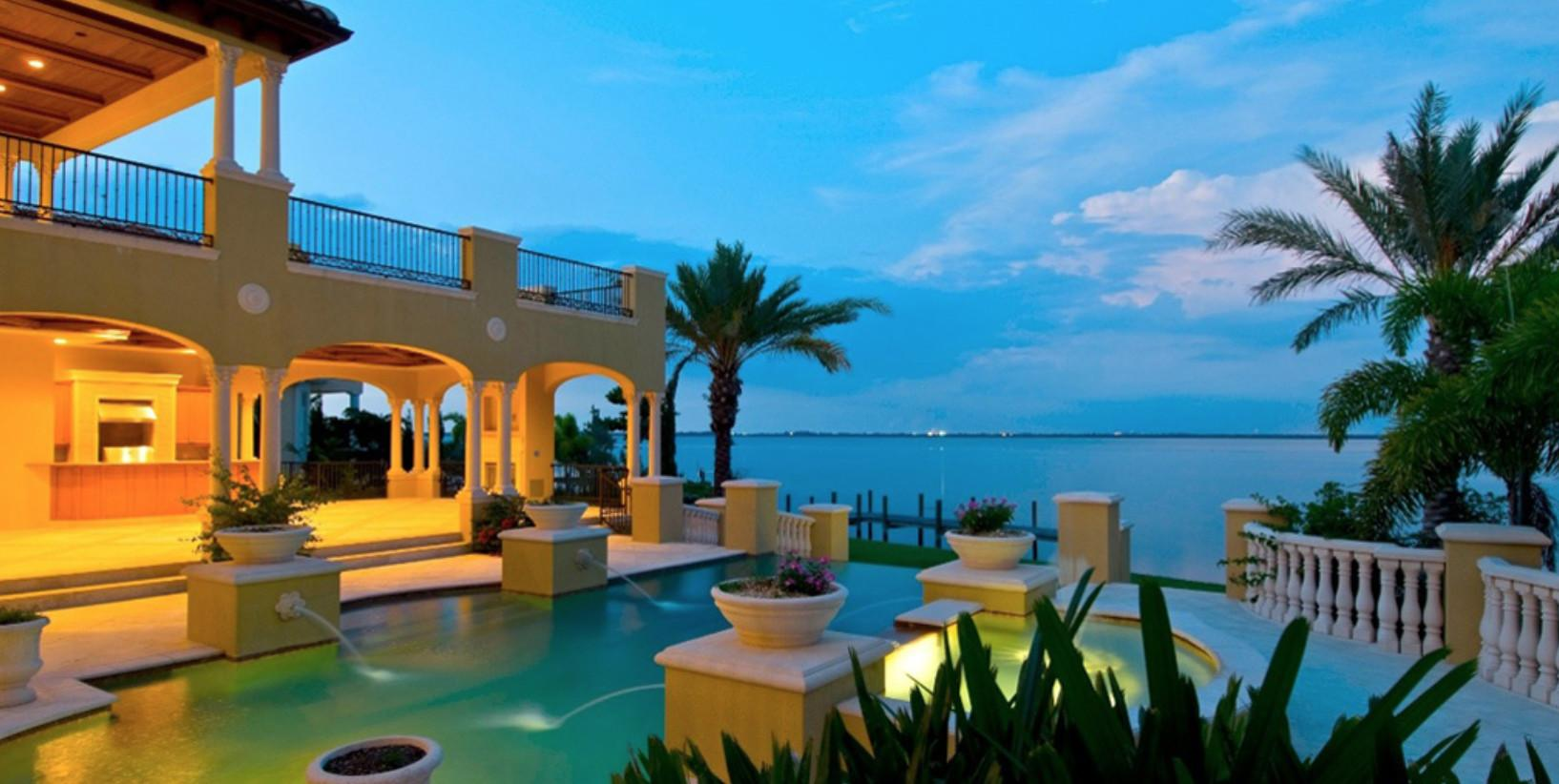 North Miami Beach Waterfront Homes Discover Real