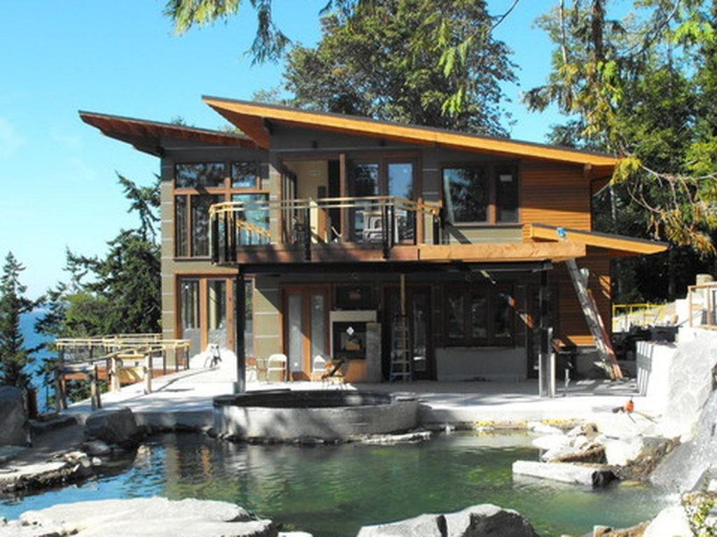 Northwest Modern House Plans Pacific Home Design Ideas