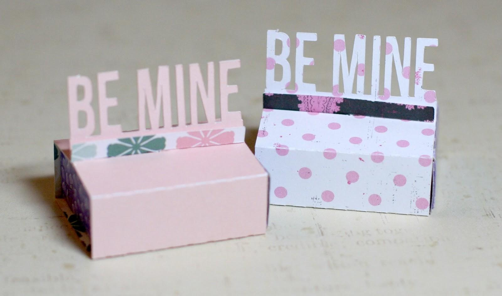 Notable Nest Valentine Treat Boxes Kids