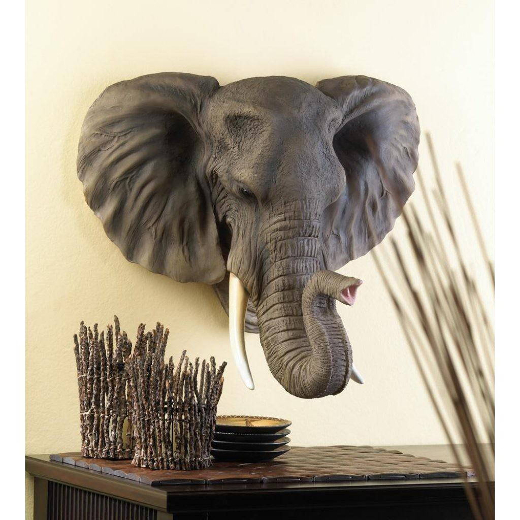 Notice Get Best Elephant Home Decor Ward