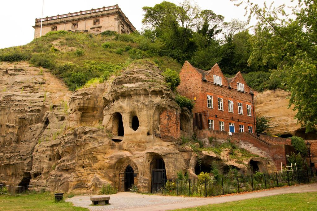 Nottingham Caves Network Which Pepper