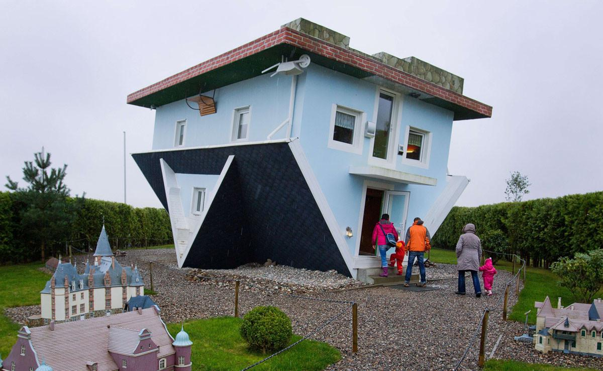 Nov Brief Upside Down House Volcano