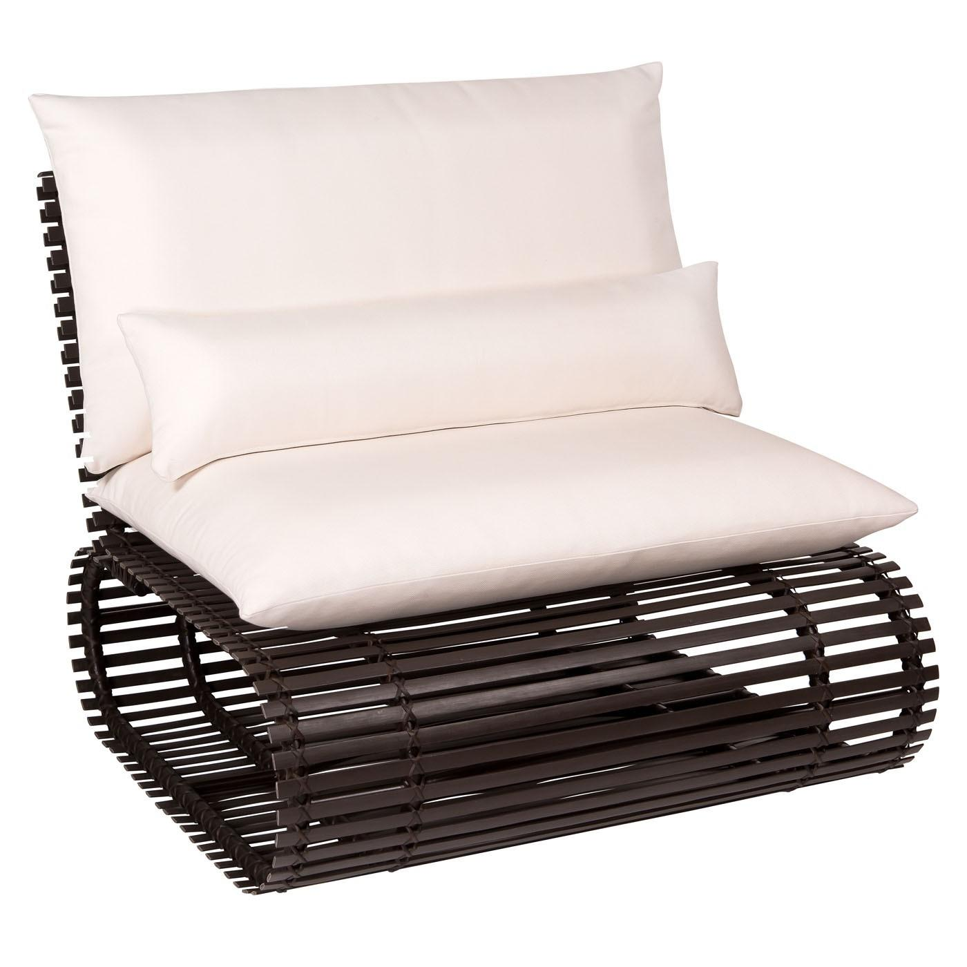 Novel Contemporary Patio Lounge Chair Stori Modern