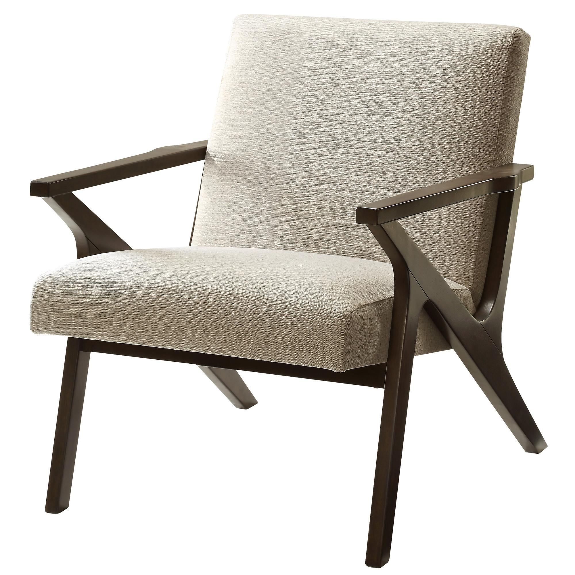 Nspire Upholstered Accent Arm Chair