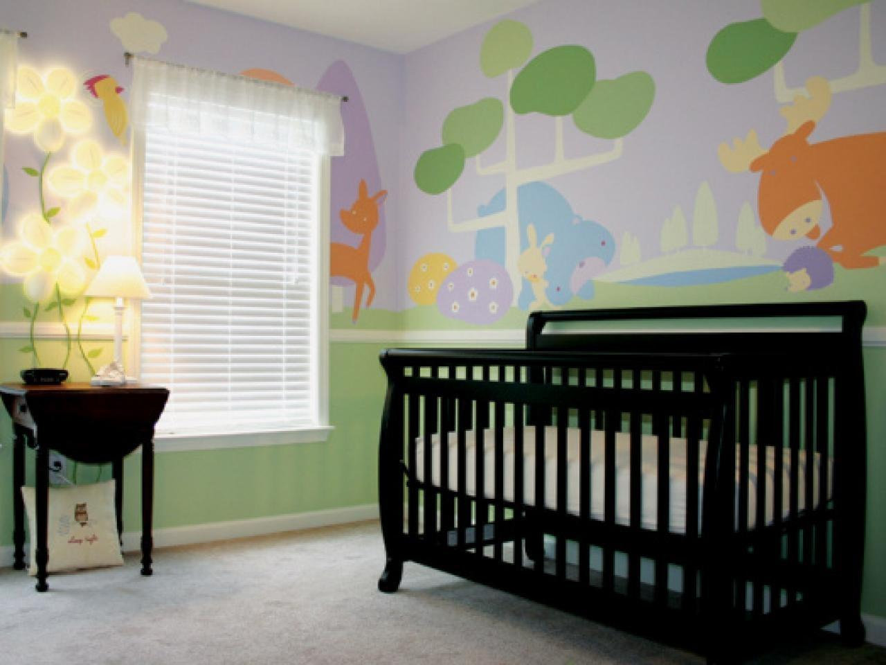 Nursery Decorating Ideas Kids Room Playroom