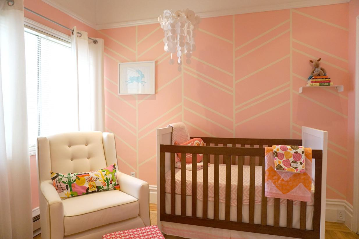 Nursery Jennifer Morrison Project