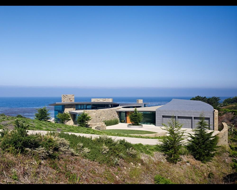 Ocean Front Home Most Beautiful Houses World