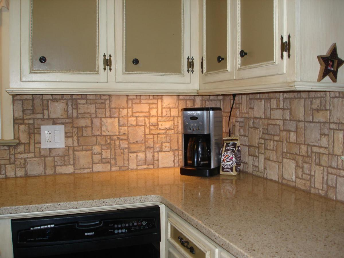 Ocean Mosaic Tile Kitchen Backsplash Home Ideas