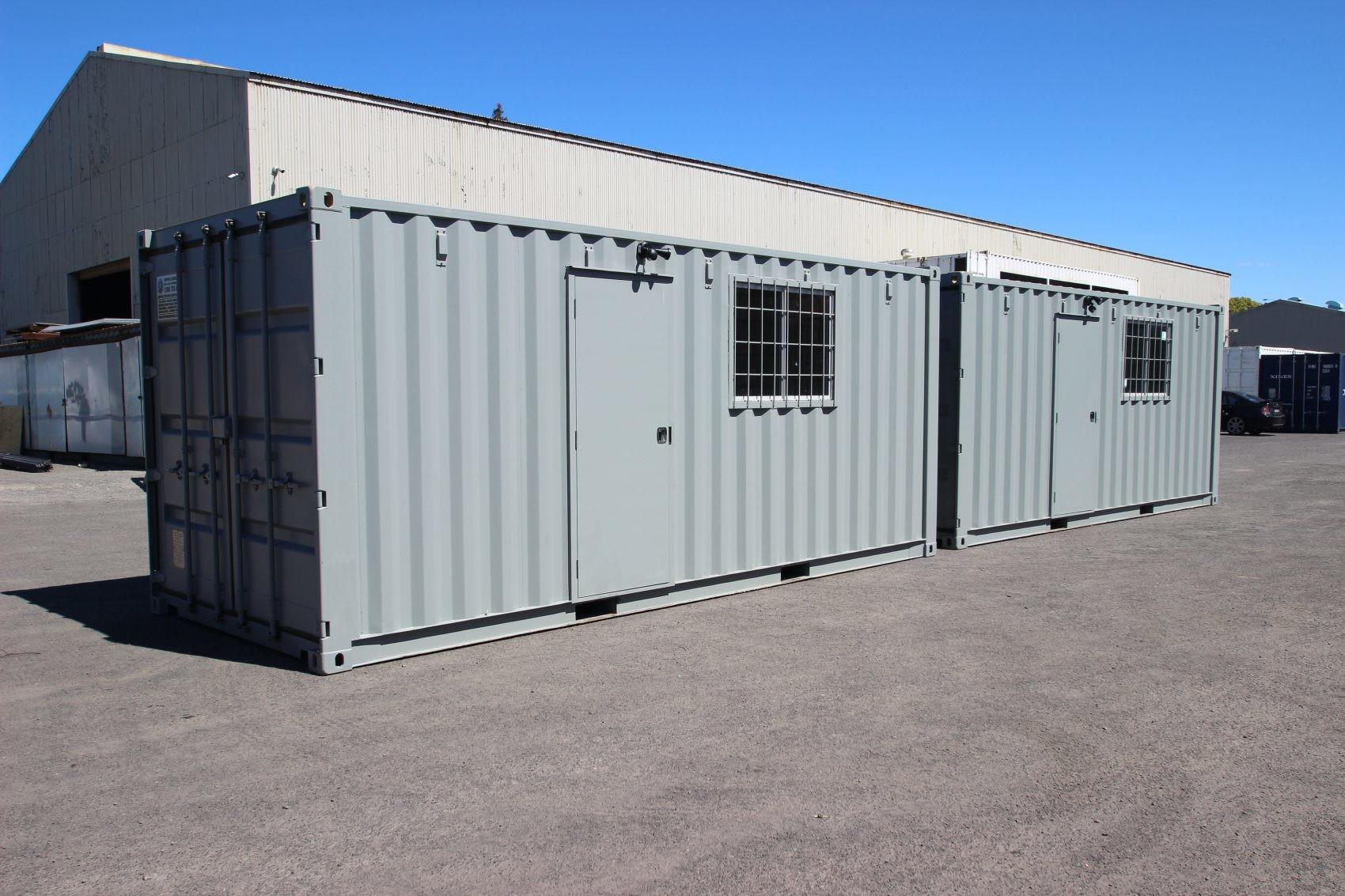 Office Adelaide Get One Shipping Containers