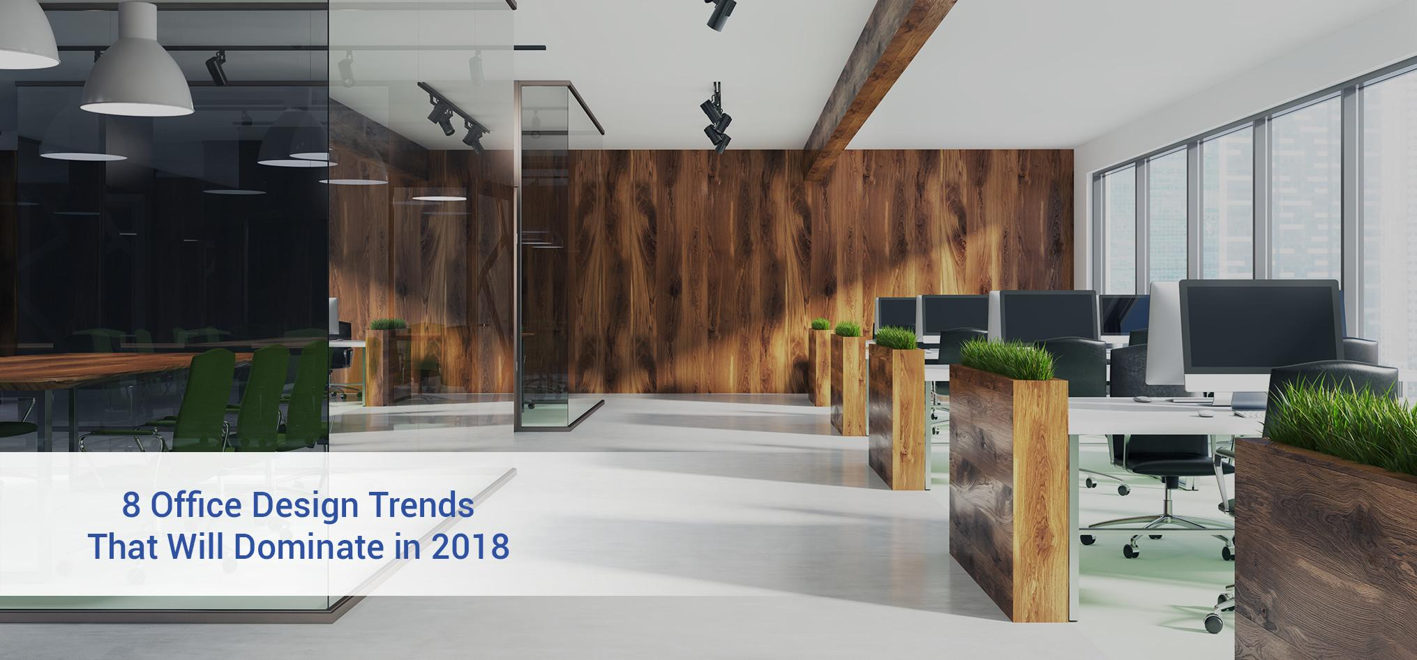 Office Design Trends Dominate 2018 Figari