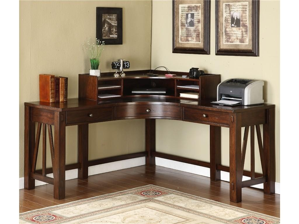 Office Desks Corner Home Desk Hutch