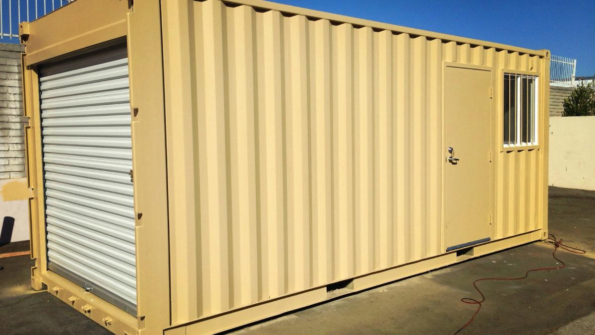 Office Shipping Container Ipme