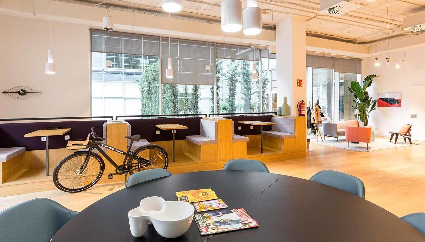 Office Space Barcelona Spain Spaces