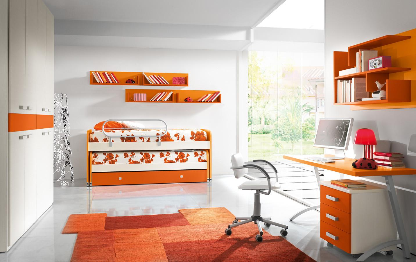 Office Workspace Beauty Room Concept