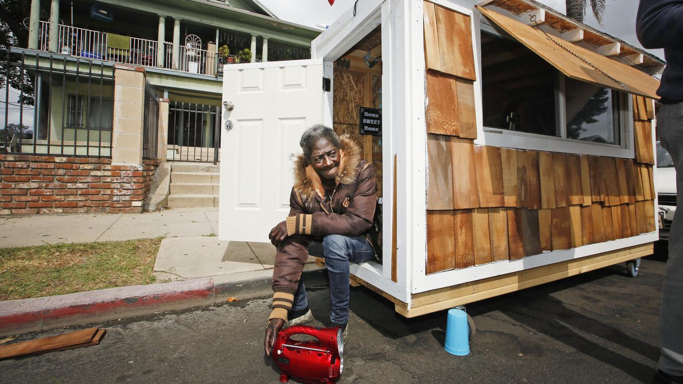 Officials Bring Hammer Down Tiny Houses