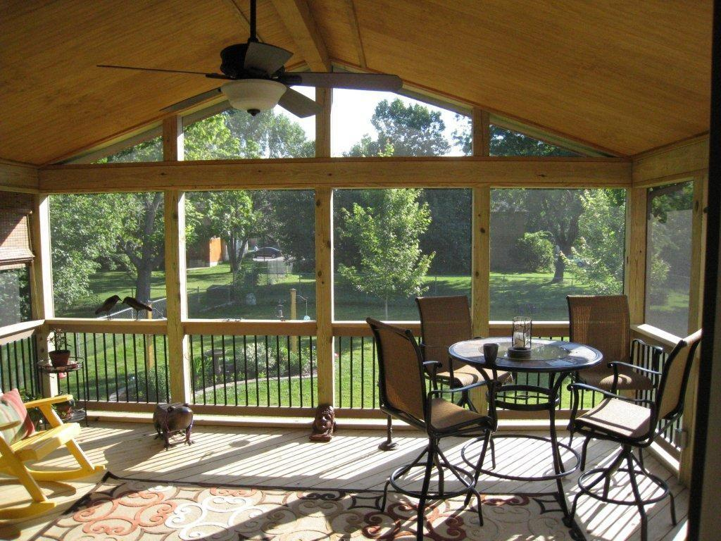 Olathe Porches Sunrooms Decks
