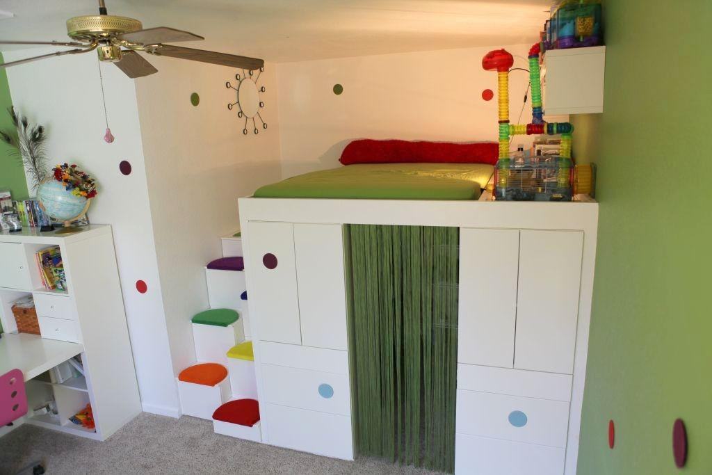 Old Akurum Brilliant Loft Bed Den