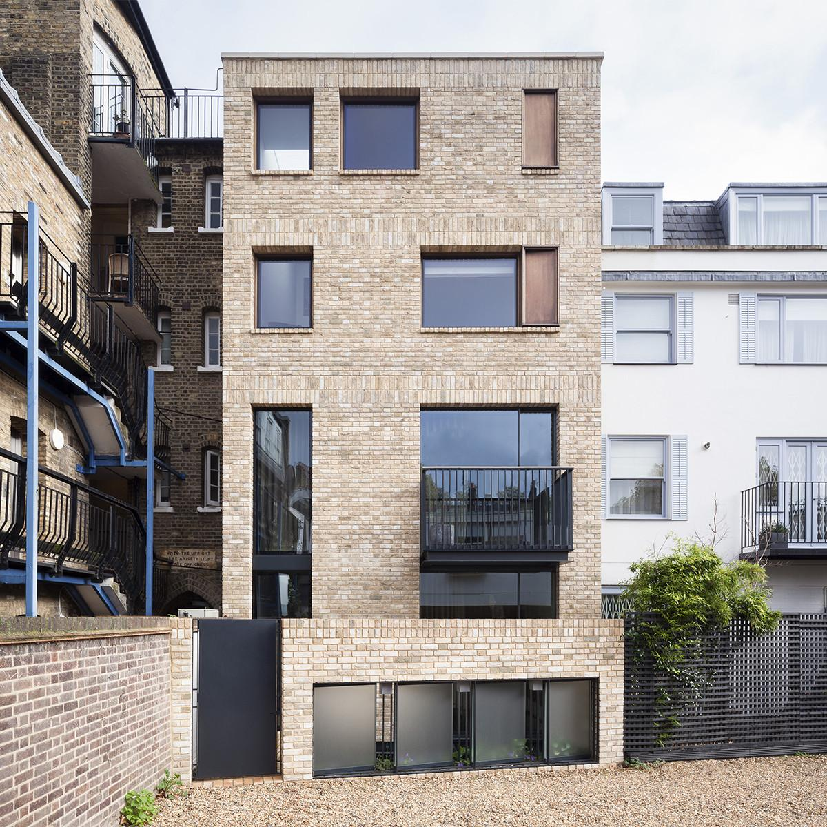 Old Church Street Town House Tdo Architecture Archdaily