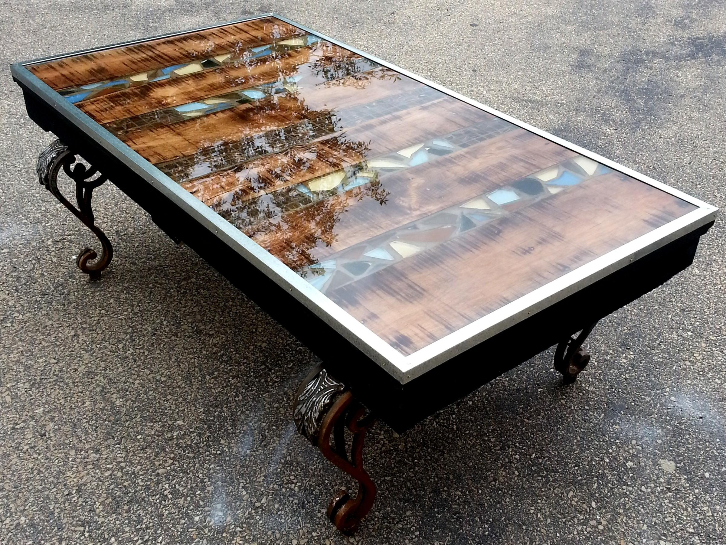 Old Coffee Table Rascalartsnyc