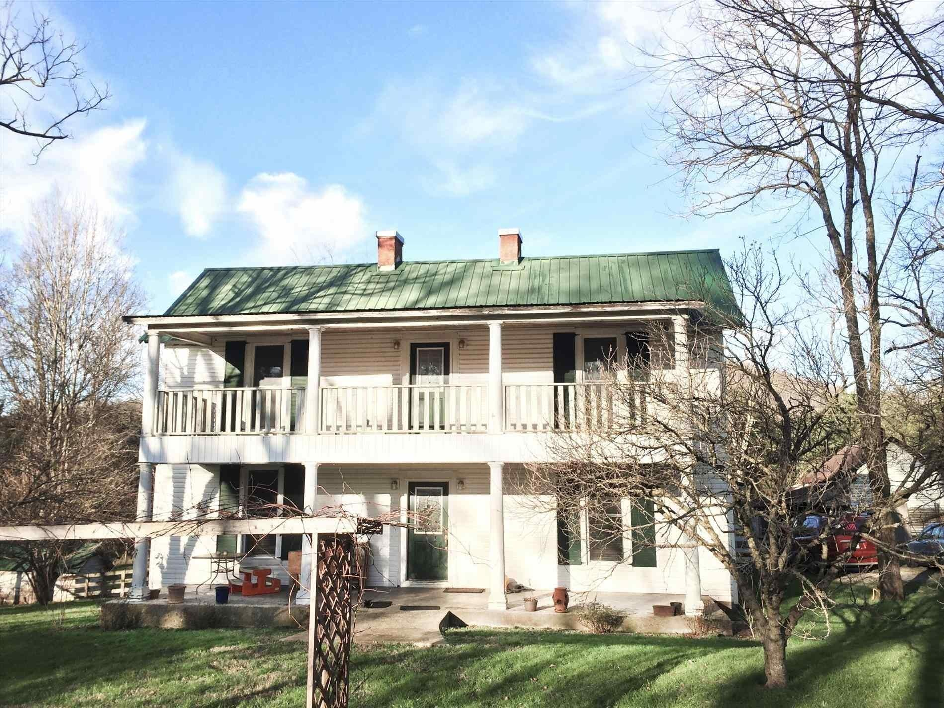Old Farmhouse Renovation Before After
