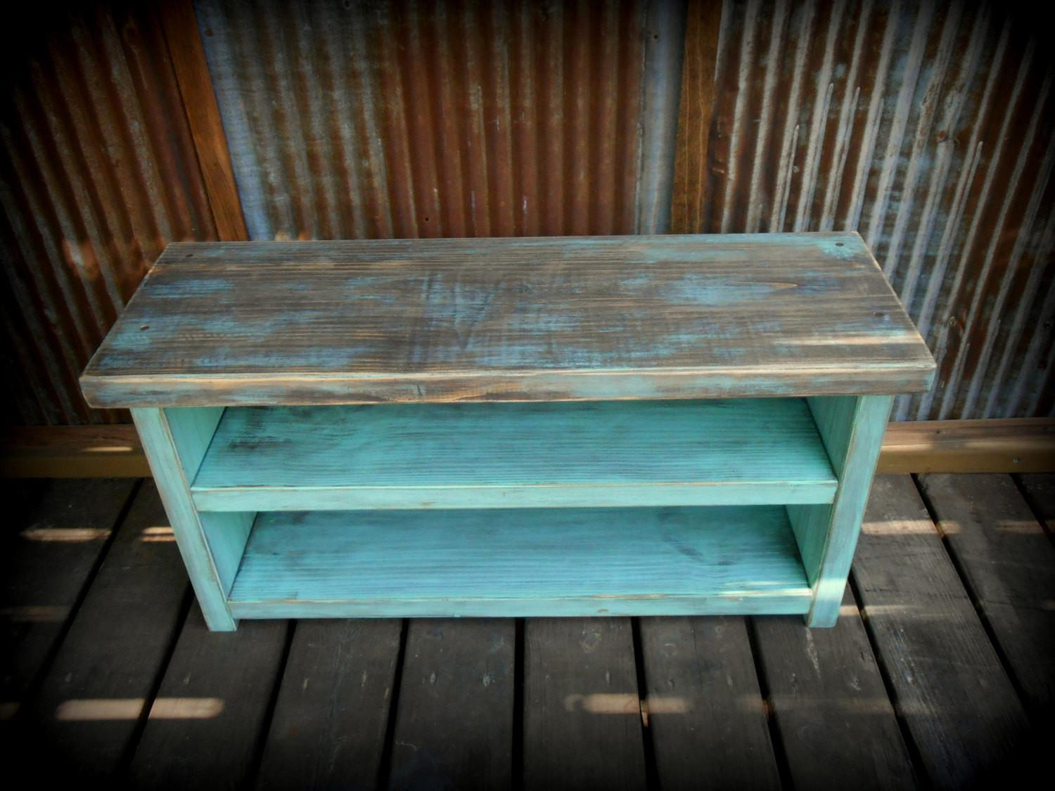 Old Fashioned Diy Shoe Bench Created Using Classic