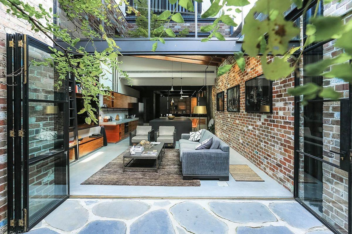 Old Garage Heritage Ade Finds New Life