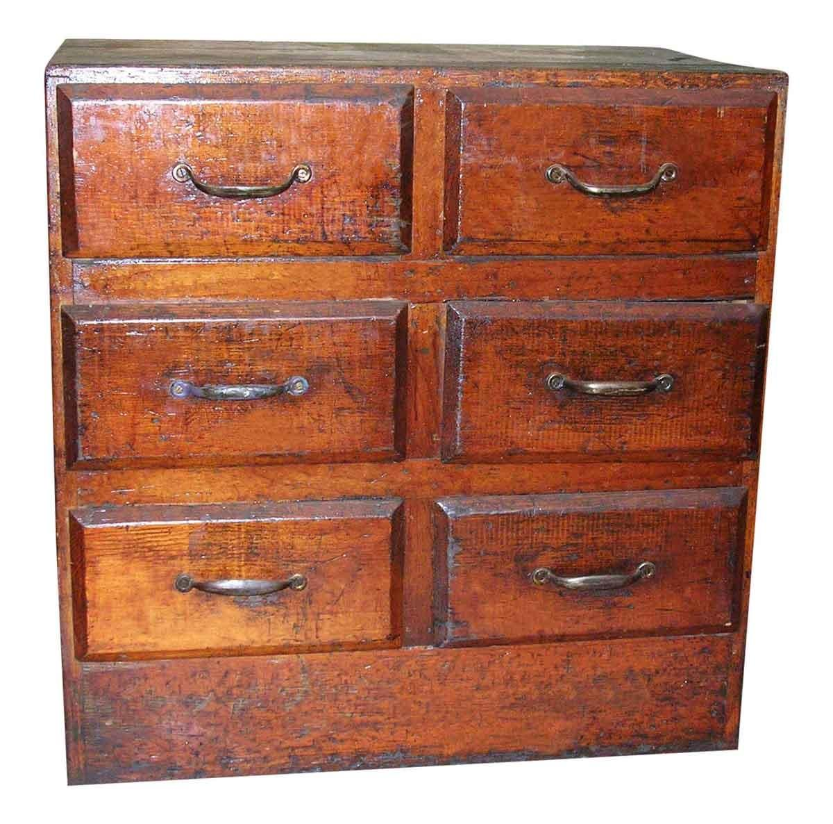 Old Rustic Chest Drawers Olde Good Things