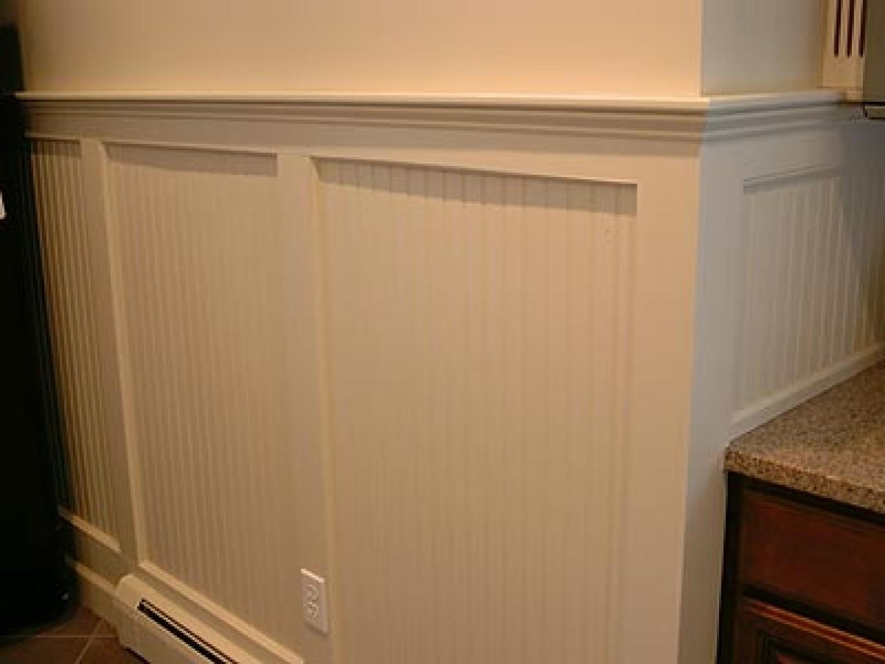 Old Victorian Homes Beadboard Wainscoting Kitchen
