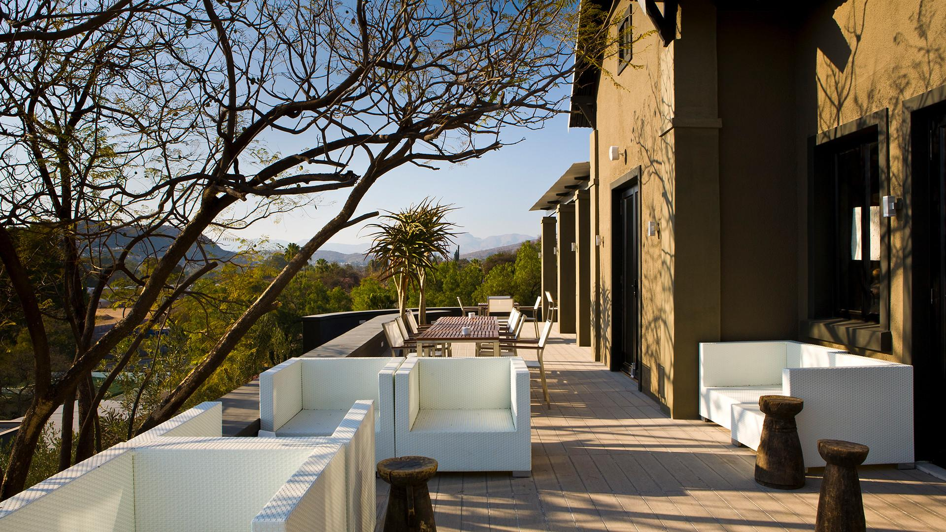 Olive Exclusive All Suite Hotel Windhoek Andbeyond