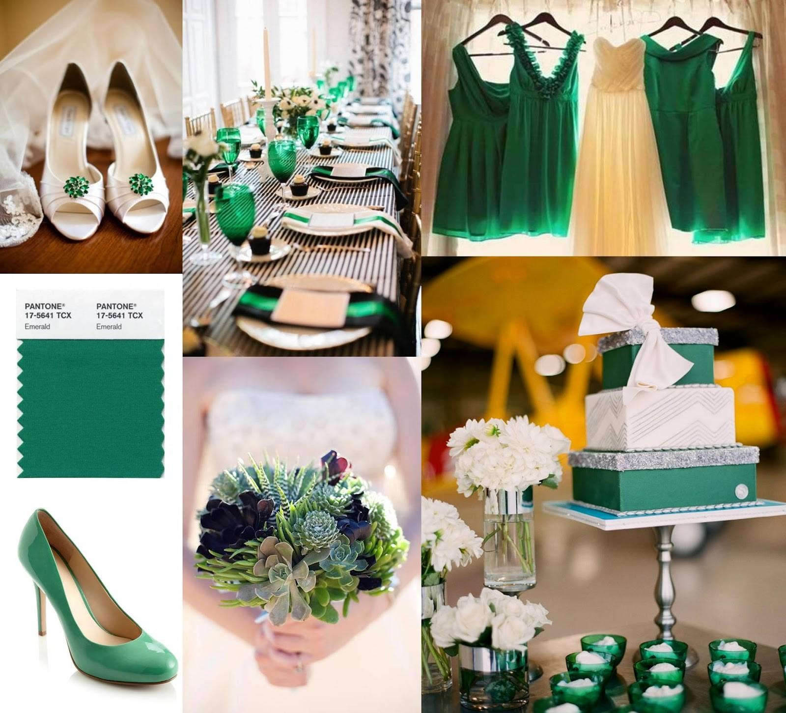 Olive Green Wedding Color Year